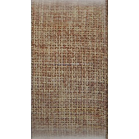 "Offray 1.5"" Natural Burlap Ribbon, 9 Yd."
