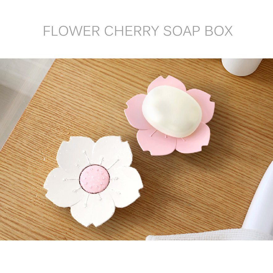 Flower Cherry Blossom soap box
