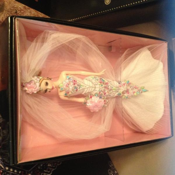 Mattel Barbie Bob Mackie Couture Confection Barbie Doll L...