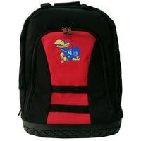 Kansas Jayhawks Backpack Tool Bag - No Size
