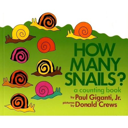How Many Starburst In A Bag (How Many Snails? : A Counting)