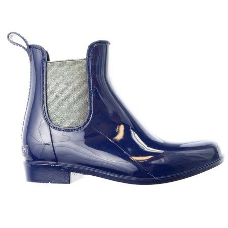 Lauren Ralph Lauren Tally Rain  Boot Ankle Rainboot Shoe   Womens