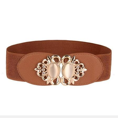 Gem Decorations Set Auger Elastic Belt - Gemstone Belt