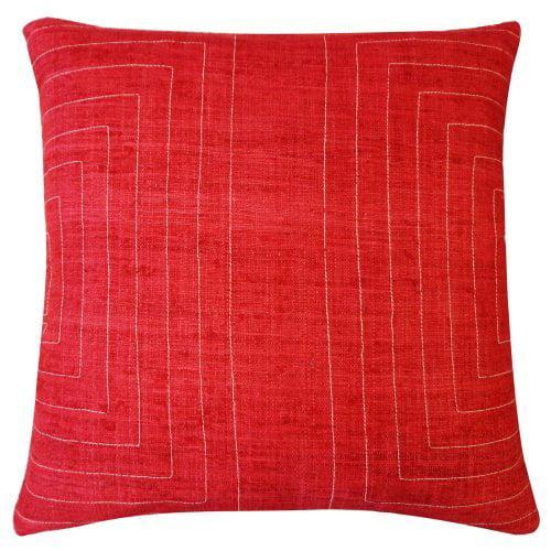 Jiti Streams 20 x 20 in. Pillow