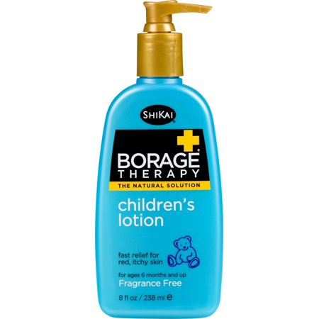 Borage Dry Skin Therapy Natural Formula Childrens Lotion