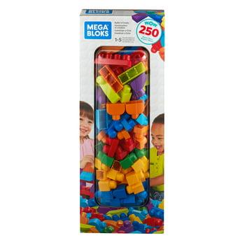 Mega Bloks Big Builders Build 'n Create 250 Piece Set