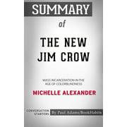 Summary of The New Jim Crow - eBook