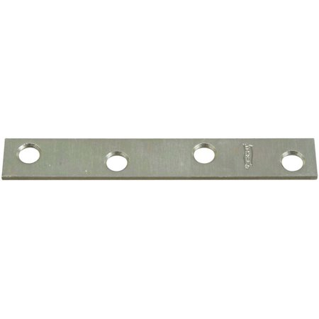 Zinc Plated Mending Plate - Stanley Hardware 272732 4