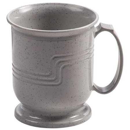 Gourd Speckled (CAMBRO 8 oz. Speckled Gray Insulated Mug, Pk48 CAMDSM8480 )