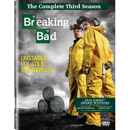 Breaking Bad  The Complete Third Season