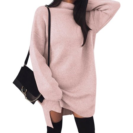 Croker - Women\'s Pullover Sweater Dress Ladies Sweater Dresses ...