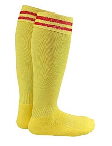 Lian LifeStyle Boy's 1 Pair Knee High Sports Socks for Baseball/Soccer/Lacrosse S Black