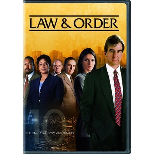 Law & Order: The Tenth Year (Widescreen)