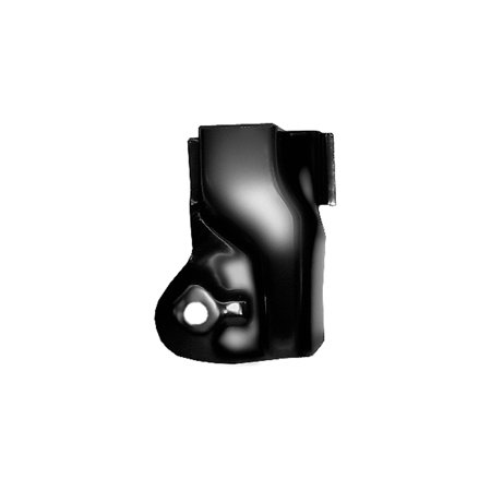 Front Door Pillar - Eckler's Premier  Products 61-243829 -72 Chevy-GMC Truck Door Lower Pillar Left Front