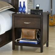 Modus Furniture International Urban Loft 1 Drawer Nightstand