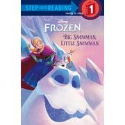 Big Snowman, Little Snowman (Disney Frozen)
