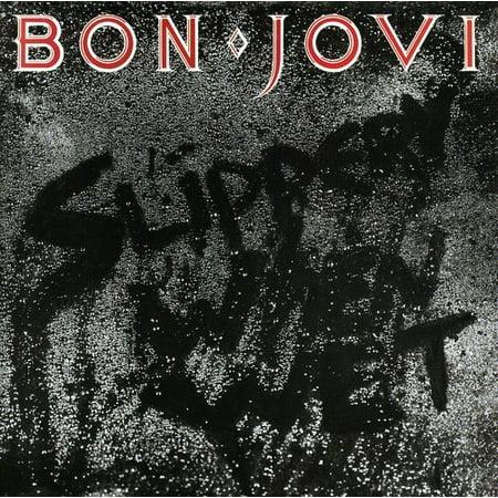 Bon Jovi - Slippery When Wet (Remastered) - Jovie Elf