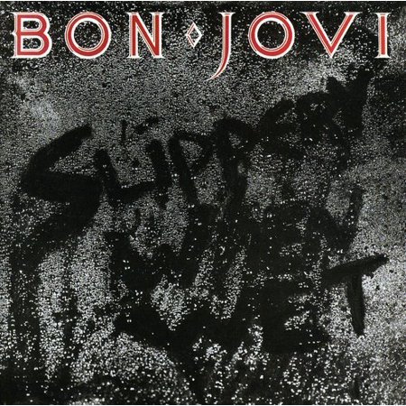 Bon Jovi - Slippery When Wet (Remastered) (CD)