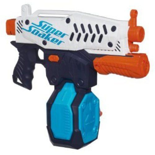 Nerf Super Soaker Arctic Shock Water Blaster by Hasbro, Inc