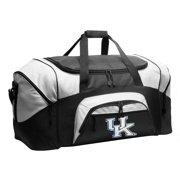 University of Kentucky Duffel Bag UK Wildcats Luggage