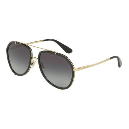 Dolce & Gabbana DG2161 02/8G Black/Gold