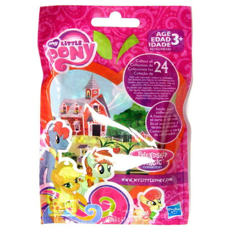 My Little Pony Friendship is Magic Collection Mystery Bag (My Little Pony Bag Codes)