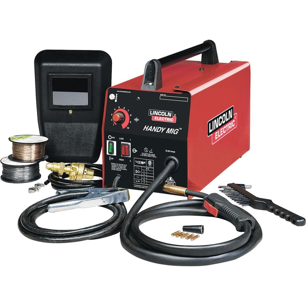 LINCOLN ELECTRIC MIG Welder,Handheld,120VAC K2697-1