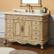 James Martin Monte Carlo 48 in. Single Bathroom Vanity