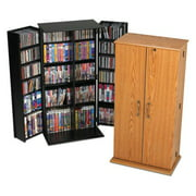 Prepac Medium Deluxe Media Storage Unit