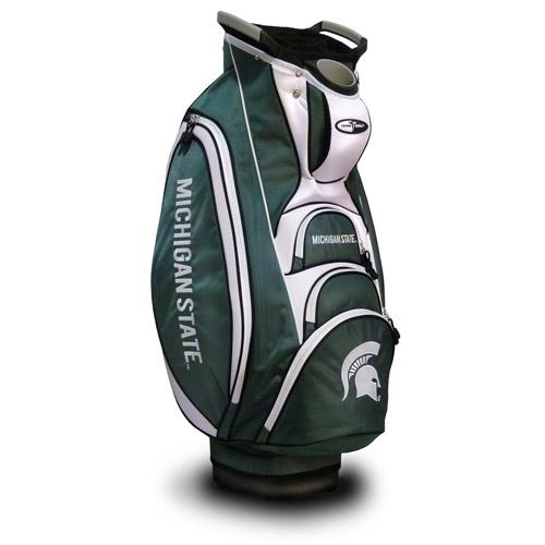 Team Golf NCAA Michigan State Victory Golf Cart Bag