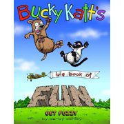 Bucky Katt's Big Book of Fun : A Get Fuzzy Treasury