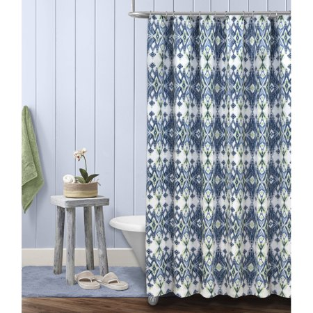 Mainstays Boho Chic Shower Curtain