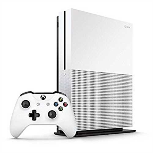 Microsoft Xbox One S 500GB Console, White (Certified Refurbished)