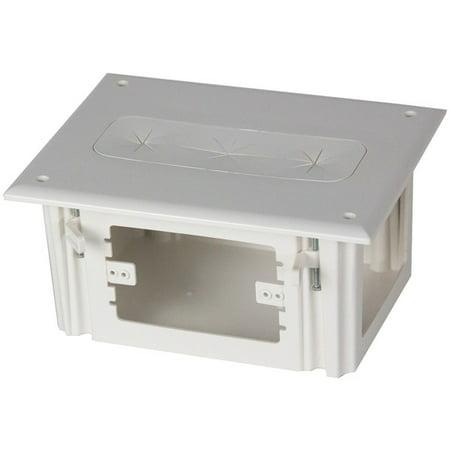 WHT RECESSED MEDIA BOX Datacomm Recessed Media Box