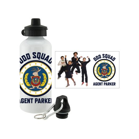 Personalized Hennessy Bottle (Personalized Odd Squad Agent Group Water)