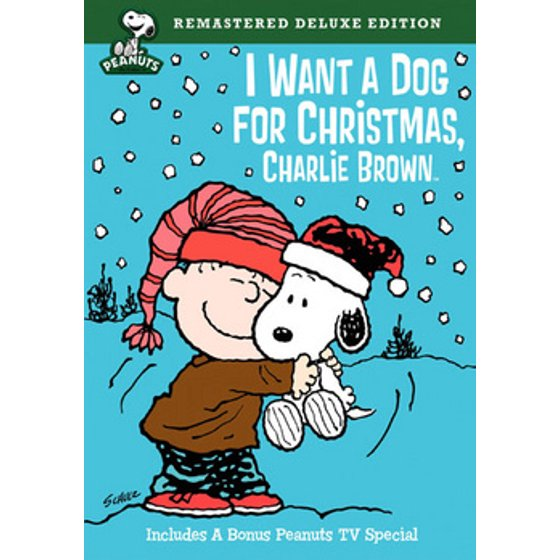 Christmas Charlie Brown.Peanuts I Want A Dog For Christmas Charlie Brown Dvd