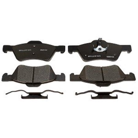 RM Brakes R53-MGD1047BCH 2011-2012 Ford Escape Brake Pad Set - image 1 of 1