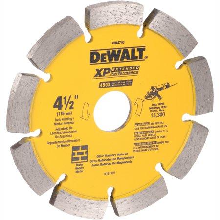 DeWalt ® XPâ ¢ 4-1/2
