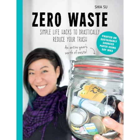 Zero Waste : Simple Life Hacks to Drastically Reduce Your Trash](Diy Halloween Life Hacks)