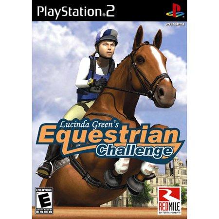 - Lucinda Greens Equestrian Challenge PS2