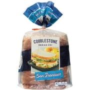 Cobblestone Bread Co. San Francisco Sourdough Bread 16 Oz. Bag