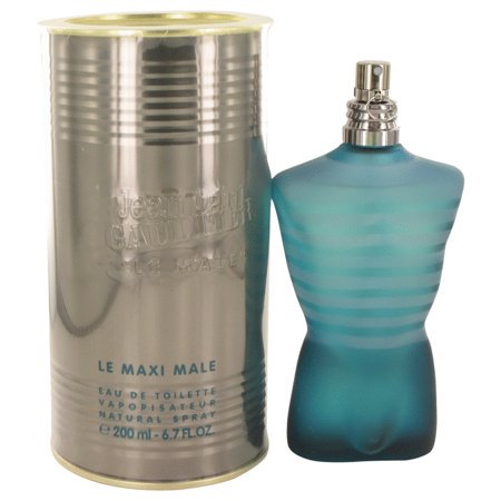 Le Male by Jean Paul Gaultier for Men 6.7 oz Eau de Toilette - Les Paul Skin