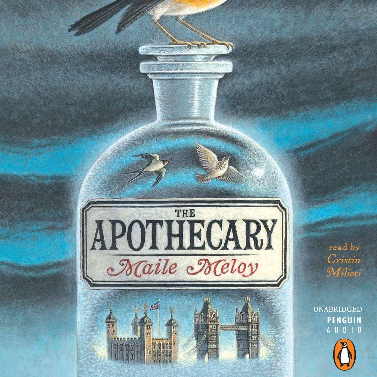 The Apothecary - Audiobook