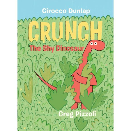Dino The Dinosaur (Crunch, the Shy Dinosaur)