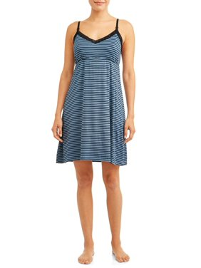 Maternity Nurture by Lamaze Nursing Babydoll Night Gown (Available in Multiple Colors)