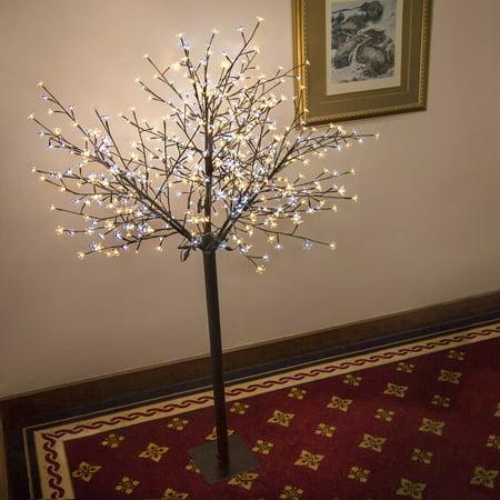 Strong Camel 8FT 600 LED Light Cherry Blossom Flower Tree Decoration ()
