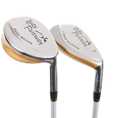 Adams Golf Adams  Golf Chipper and Sand Wedge