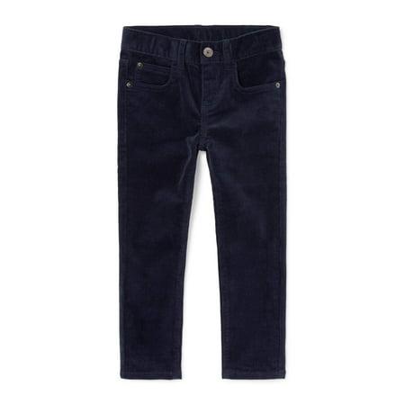 Brown Corduroy Boys Overalls - 5 Pocket Corduroy Pants (Little Boy & Big Boy)