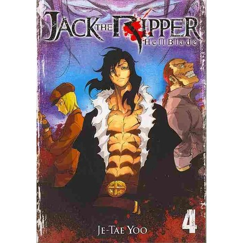 Jack the Ripper 4: Hell Blade