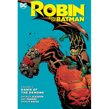 Robin: Son of Batman Vol. 2: Dawn of the Demons